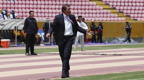 """Carlos Sevilla: """"Con torneo de 16 equipos se jugarán partidos de entrenamiento"""""""