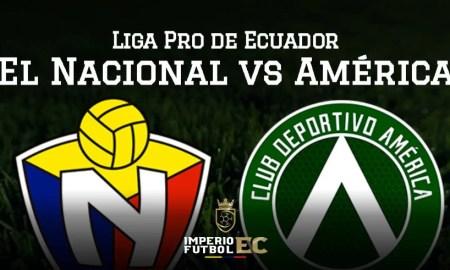 VER El Nacional América de Quito EN VIVO GolTV EN DIRECTO