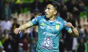 León Ángel Mena Liga MX 2020
