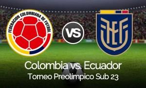 VER EN DIRECTO Colombia Ecuador EN VIVO DirecTV Sports
