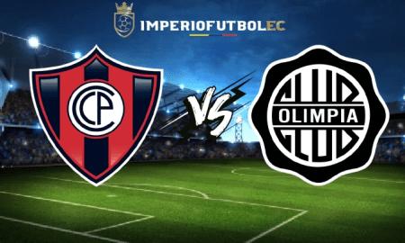 Cerro Porteño vs Olimpia EN VIVO