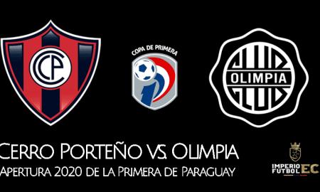 EN VIVOCerro Porteño vs. Olimpia este domingo (ONLINE GRATIS vía Tigo Sports)