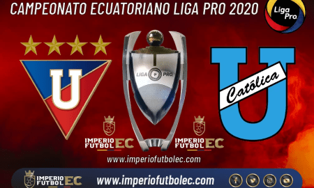 Liga de Quito vs Universidad Católica EN VIVO-01