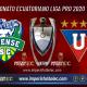 Liga de Quito vs Orense EN VIVO
