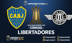 Boca Juniors vs Libertad-01