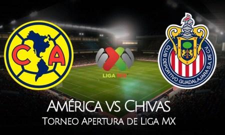 EN VIVO América - Chivas EN DIRECTO