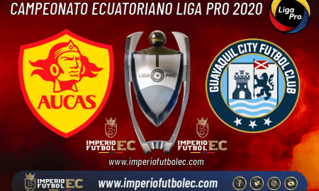 Aucas vs Guayaquil City EN VIVO