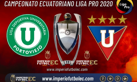 EN VIVO - Liga de Portoviejo vs Liga de Quito