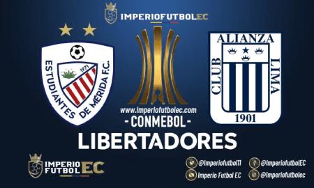 Estudiantes de Mérida vs Alianza Lima EN VIVO ONLINE