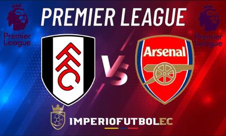 Fulham vs Arsenal EN VIVO