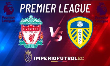 Liverpool vs Leeds EN VIVO