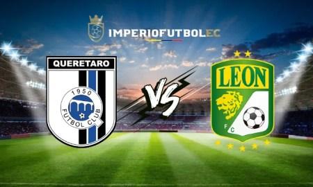 Querétaro vs León EN VIVO