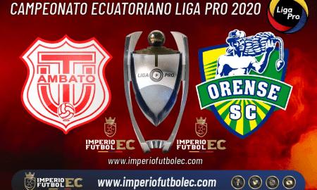 Técnico Universitario vs Orense EN VIVO 01