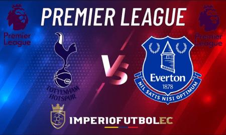 Tottenham vs Everton EN VIVO