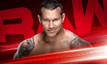 WWE RAW RANDY ORTON