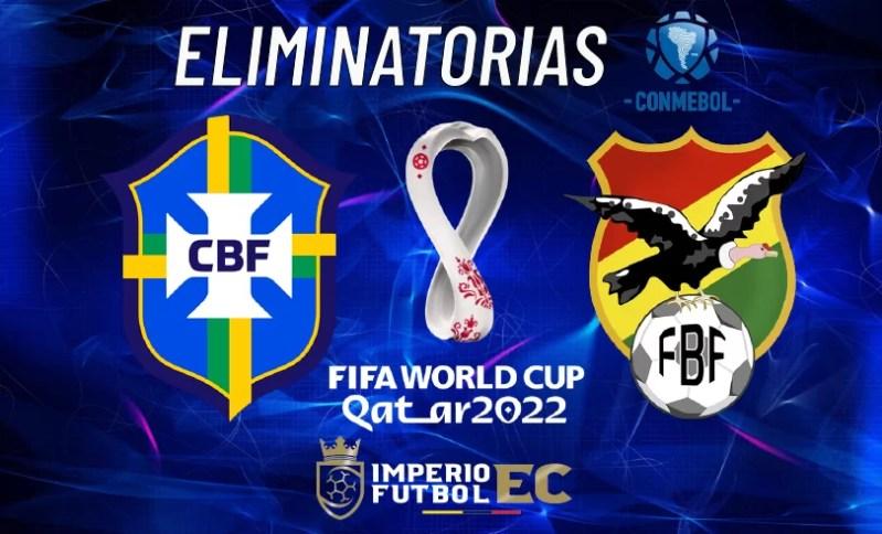 EN VIVO Brasil vs Bolivia