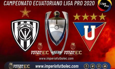 Independiente del Valle vs Liga de Quito EN VIVO-01