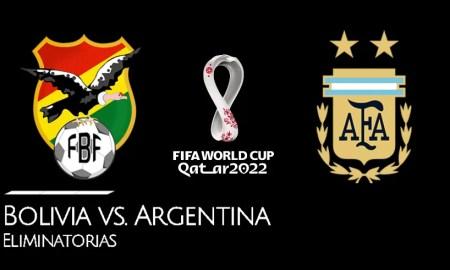 PARTIDO Argentina vs. Bolivia EN VIVO ONLINE
