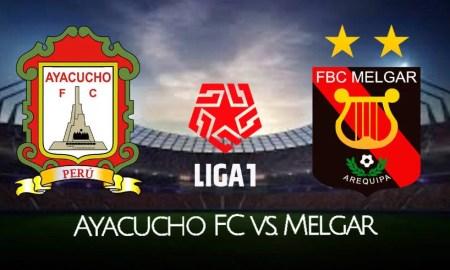VER PARTIDO Ayacucho FC vs. Melgar EN VIVO GOLPERU