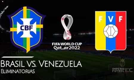 Brasil vs Venezuela EN VIVO Movistar Globo VTV