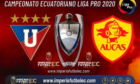 Liga de Quito vs Aucas EN VIVO-01