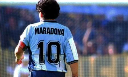 Lo que quería Diego Armando Maradona diga su lápida