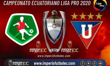 EN VIVO - Mushuc Runa vs Liga de Quito