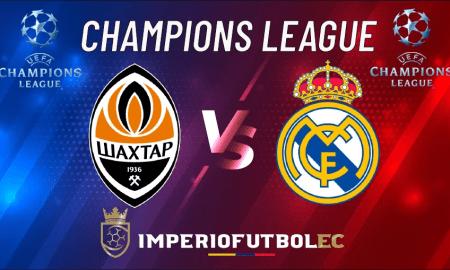 Shakhtar Donetsk vs Real Madrid EN VIVO-01
