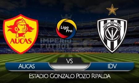 VER Aucas vs Independiente del Valle EN VIVO GOLTV