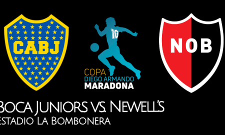 VER Boca Juniors vs Newell's EN VIVO Fox Sports por la Copa Diego Maradona