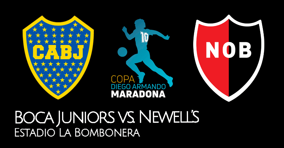 VER Boca Juniors vs Newell's EN VIVO Fox Sports por la Copa Diego Maradona