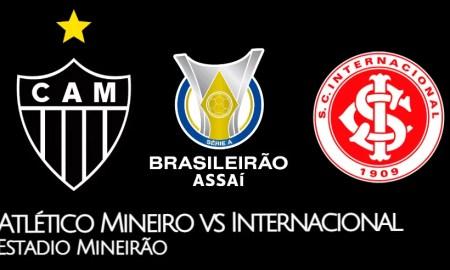 Atlético Mineiro vs Internacional EN VIVO Canales para ver partido por Brasileirao