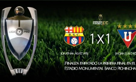 BARCELONA SC vs LIGA DE QUITO EN VIVO GOL TV FINAL LIGA PRO 2020