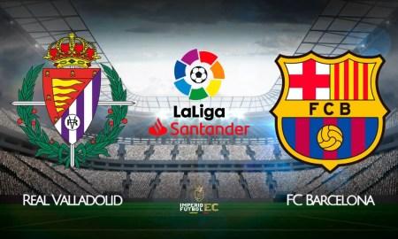 Barcelona vs Real Valladolid EN VIVO ESPN 2 por LaLiga