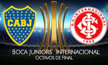 Boca Juniors – Internacional por ESPN 2 EN VIVO