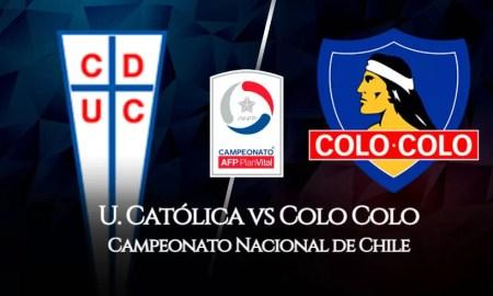 EN VIVO Colo Colo y Universidad Católica EN DIRECTO por la jornada 25 de la Primera División de Chile