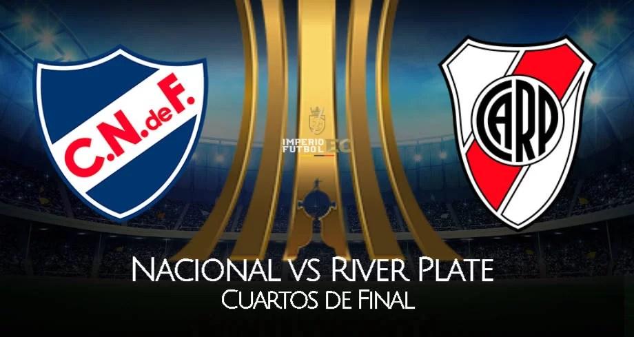 EN VIVO River Plate vs Nacional partido EN DIRECTO por ESPN Copa Libertadores 2020