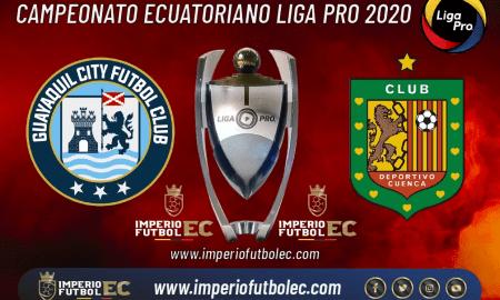 EN VIVO Guayaquil City vs Deportivo Cuenca