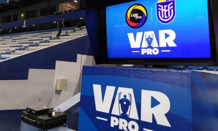 Liga Pro NO autorizan el VAR en el Barcelona SC vs Guayaquil City