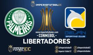 Palmeiras vs Delfín EN VIVO-01