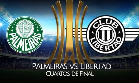 Palmeiras vs Libertad EN VIVO ESPN 2 por CUARTOS DE FINAL de la Copa Libertadores
