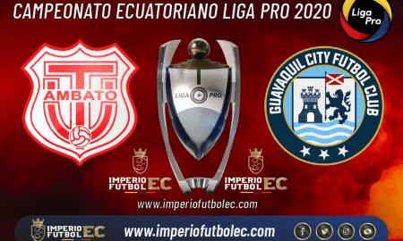 EN VIVO - Técnico Universitario vs Guayaquil City