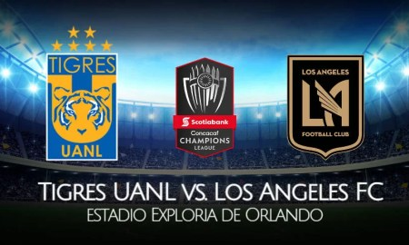 Tigres vs LAFC EN VIVO Fox Sports FINAL Concachampions