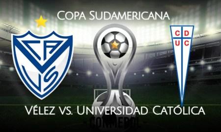 Vélez Sarsfield vs U. Católica EN VIVO DirecTV