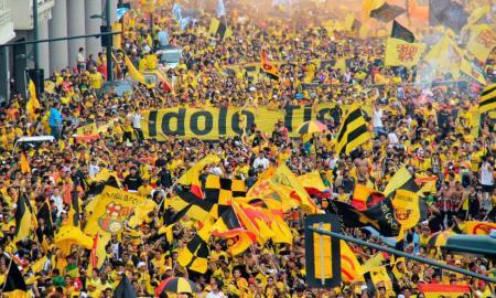 Hinchas de Barcelona SC