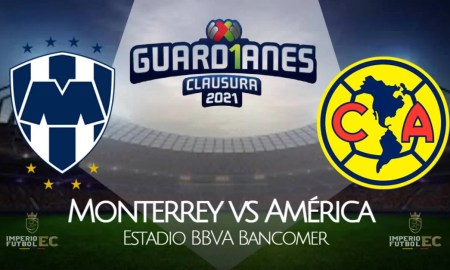 América vs Monterrey EN VIVO FOX Sports por el Clausura 2021 Liga MX