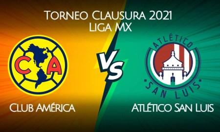 América vs San Luis EN VIVO TUDN transmisión por Liga MX