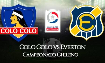Colo Colo vs Everton EN VIVO por la jornada 29 del campeonato chileno