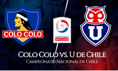 Colo Colo vs U de Chile EN VIVO TNT Sports para ver clásico chileno