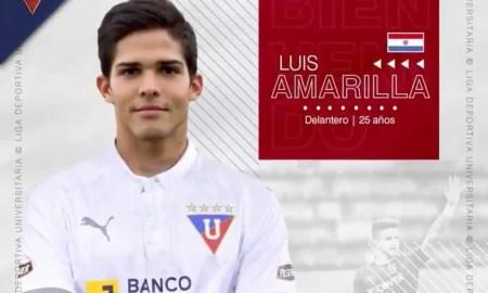 Luis Amarilla LDUQ